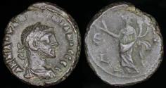 Ancient Coins - Maximianus Tetradrachm - Homonia - Alexandria Mint