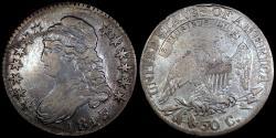 Us Coins - 1813 USA Bust Half Dollar (Overton 107a)