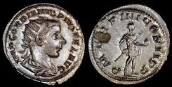 Ancient Coins - Gordian III Ar Antoninianus - PM TR P IIII COS II P P - Rome Mint