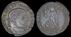 Ancient Coins - Licinius I Ae Follis - IOVI CONSERVATORI AVGG NN - Thessalonica Mint