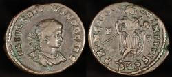 Ancient Coins - Crispus Follis - PRINCIPI IVVENTVTIS - Trier Mint