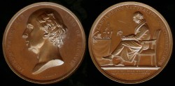 World Coins - 1839 Austria: Baron Doctor Joseph Franc Von Jacquin