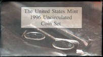 1996 US Mint Set