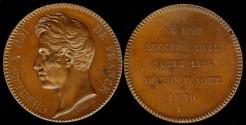 World Coins - 1833 France – Charles X Roi De France
