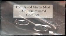 Us Coins - 1996 US Mint Set