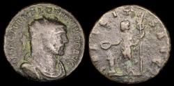 Ancient Coins - Florian Antoninianus - FELICITAS AVG - Ticinum Mint