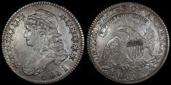 Us Coins - 1811 USA Bust Half Dollar (Overton 105a)