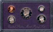 Us Coins - 1992 US Proof Set