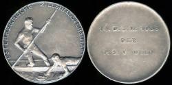 World Coins - 1935 Austria - Vienna: Police Punt Rescue Competition