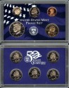 Us Coins - 2002 US Proof Set
