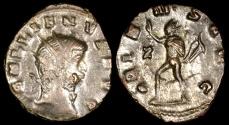 Ancient Coins - Gallienus Antoninianus - ORIENS AVG - Rome Mint