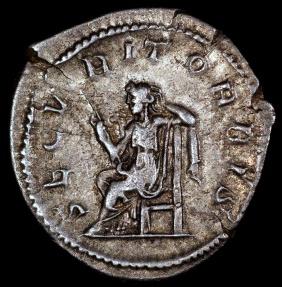 Ancient Coins - Philip I Ar Antoninianus - SECVRIT ORBIS - Rome Mint