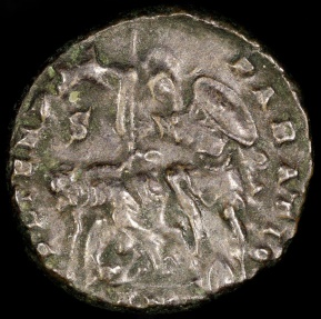 Ancient Coins - Constantius Gallus - Centenionalis - FEL TEMP REPARATIO - Cyzicus Mint