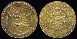 Us Coins - 1882 Pennsylvania Bicentennial Celebration