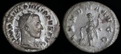 Ancient Coins - Philip I Antoninianus - ANNONA AVGG - Rome Mint