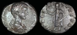 Ancient Coins - Caracalla Denarius - SPEI PERPETVAE - Rome Mint