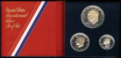 Us Coins - 1976 Bicentennial Silver Proof Set