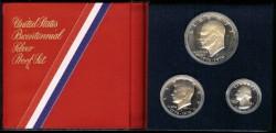Us Coins - 1976 Bicentennial Silver Proof Set