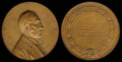 Us Coins - 1924 US - Charles William Elliot Commemorative Medal