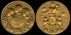 Us Coins - 1972 US: Apollo 17 commemorative medal