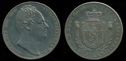 World Coins - 1830 Scotland Crown, Gulielnus IIII - Medallic Issue (2007), Bronzed Copper UNC