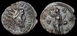 Ancient Coins - Victorinus Antoninianus - PAX AVG - Cologne Mint