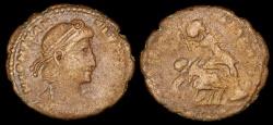 Ancient Coins - Constantius II Ae3 - FEL TEMP REPARATIO - Uncertain Mint