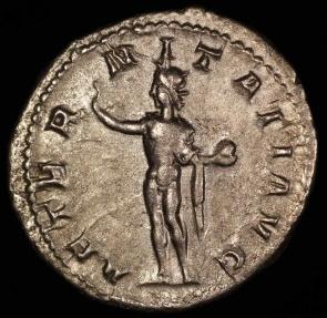 Ancient Coins - Gordian III Antoninianus - AETERNITATI AVG - Rome Mint