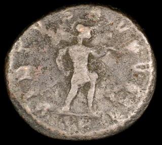 Ancient Coins - Florian Antoninianus - VIRTVS AVGVSTI - Lugdunum Mint