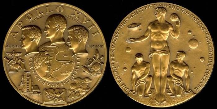 apollo 7 commemorative coin values - photo #22