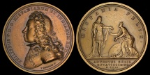 World Coins - 1701  France - Philippe V - His Entry to Madrid by Thomas Bernard and Jean Mauger