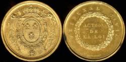 World Coins - 1800 France - Jeton - Civil Tribunal