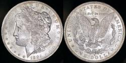 Us Coins - 1884o Morgan Dollar
