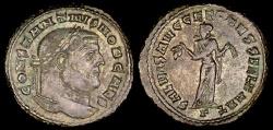 Ancient Coins - Constantius I Follis - SALVS AVGG ET CAESS FEL KART - Carthage Mint