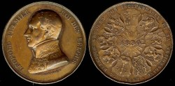 World Coins - 1848 Belgium – Belgium Protects its Independence