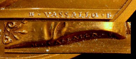 World Coins - 1797 France - Napoleon - The Gratitude of Liguria to Napoleon Bonaparte by Gerolamo Vassallo