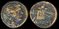 Ancient Coins - PONTOS, Amisos (85-65 BC) Brass Ae21