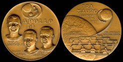 Us Coins - 1971 US: Apollo 14 commemorative medal