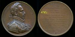 World Coins - 1835  France - King Henry III, Monarch of the House of Valois, monarch of the Polish-Lithuanian Commonwealth by Armand-Auguste Caqué - #62