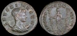 Ancient Coins - Severina  Antoninianus - CONCORDIAE MILITVM - Rome Mint