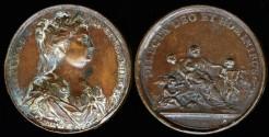 World Coins - 1731 GB – Queen Caroline