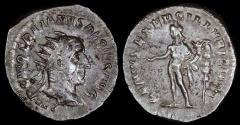 Ancient Coins - Trajan Decius Antoninianus - GENIVS EXER ILLVRICIANI - Rome Mint