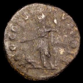 Ancient Coins - Julia Mamaea Denarius - IVNO CONSERVATRIX - Rome Mint