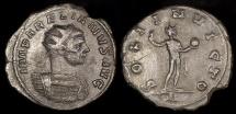 Ancient Coins - Aurelian Antoninianus - SOLI INVICTO - Rome Mint
