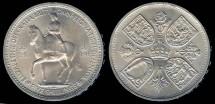 World Coins - 1953 Great Britain 1 Crown BU
