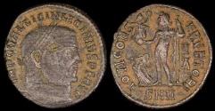 Ancient Coins - Licinius I Follis - IOVI CONSERVATORI - Nicomedia Mint