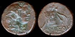 Ancient Coins - PONTOS, Amisos (175-25 BC) Ae22