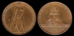 World Coins - 1913 Germany - 100th Anniversary of the German Patriotic Bund