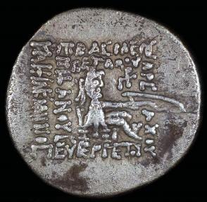 Ancient Coins - Phraates III Drachm (70-57 BC) - Rhagae Mint