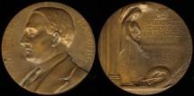 1923 Warren C. Harding - US Mint Medal